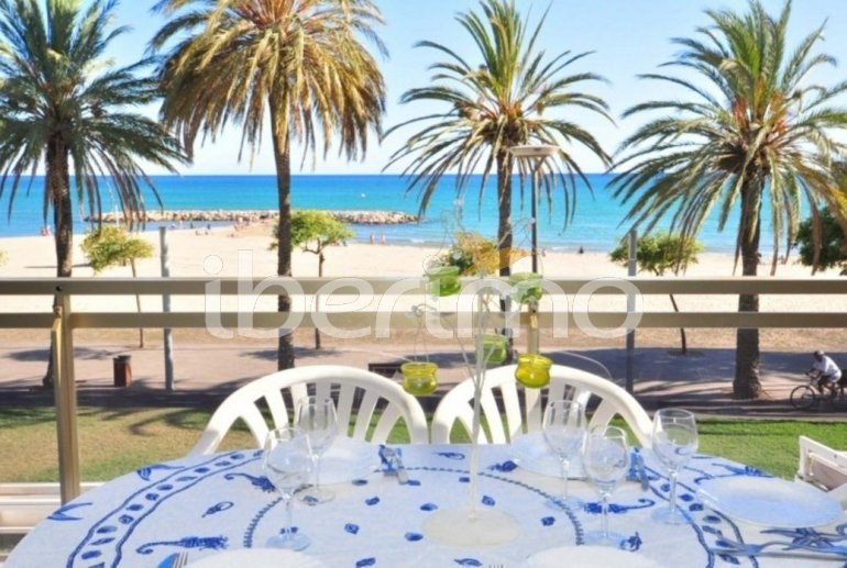 Location vacances Cambrils -  Appartement - 6 personnes - Terrasse - Photo N° 1