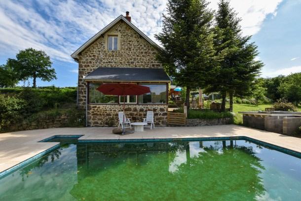 Location vacances Virlet -  Maison - 4 personnes - Barbecue - Photo N° 1