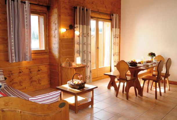 Location vacances Samoëns -  Appartement - 4 personnes - Télévision - Photo N° 1