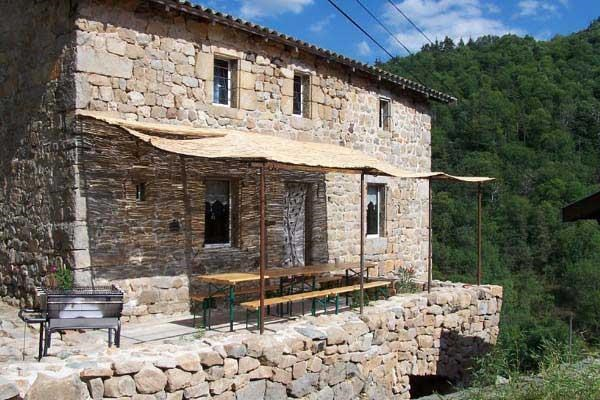 Holiday rentals Arcens - House - 16 persons - BBQ - Photo N° 1
