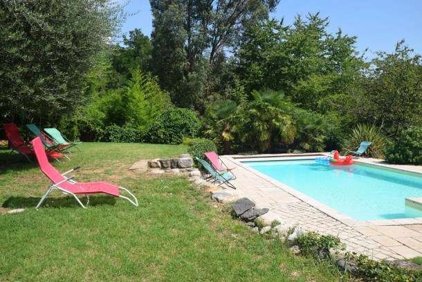 Location vacances Pont-de-Labeaume -  Maison - 2 personnes - Barbecue - Photo N° 1