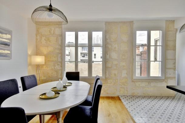 Location vacances Bordeaux -  Appartement - 5 personnes - Télévision - Photo N° 1