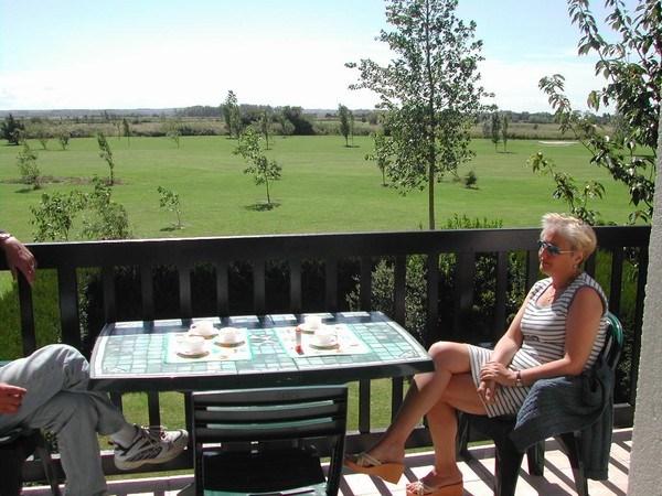 Ferienwohnungen Cabourg - Wohnung - 4 Personen - Liegestuhl - Foto Nr. 1