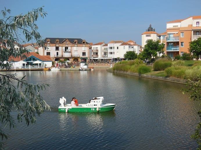 Appartement pour 5 pers. avec piscine, Talmont-Saint-Hilaire