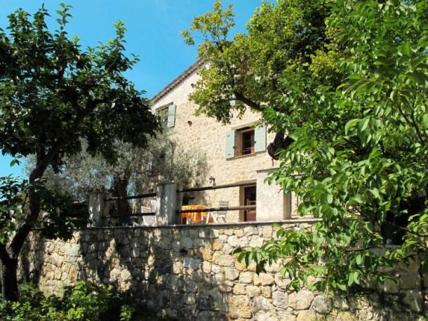 Location vacances Tourrettes -  Maison - 4 personnes - Barbecue - Photo N° 1