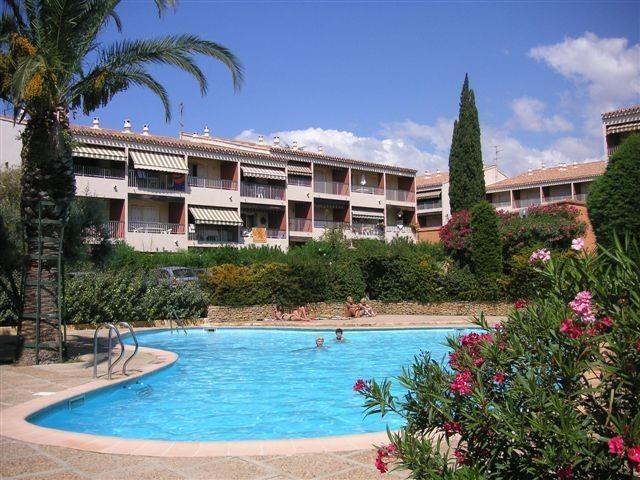 Alquileres de vacaciones Bandol - Apartamento - 4 personas - Silla de cubierta - Foto N° 1