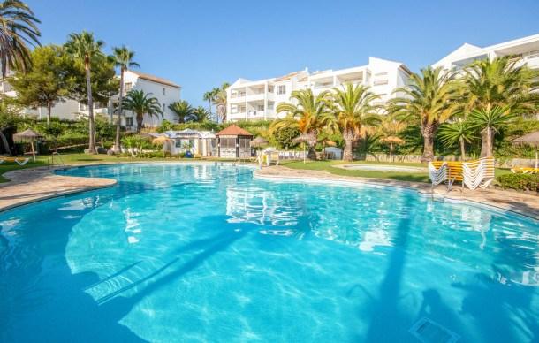 Location vacances Mijas -  Appartement - 4 personnes - Jardin - Photo N° 1