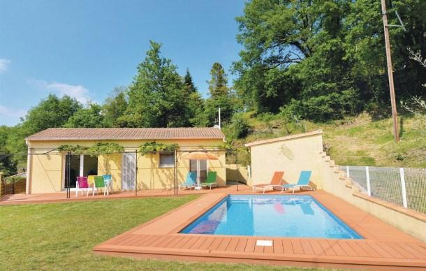 Location vacances Molières-sur-Cèze -  Maison - 4 personnes - Barbecue - Photo N° 1