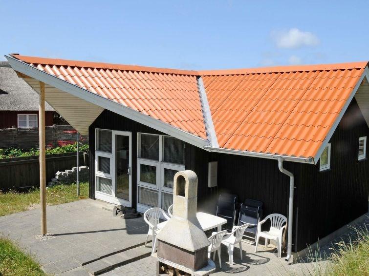 Maison pour 2 personnes à Vejers Strand