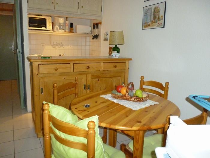 Location vacances Saint-Georges-de-Didonne -  Appartement - 4 personnes - Jardin - Photo N° 1