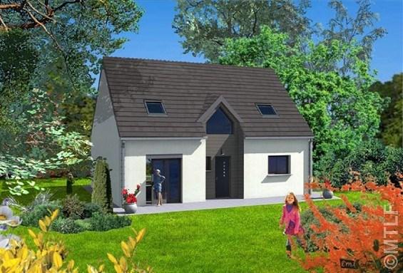 Maison  6 pièces + Terrain 802 m² Bazemont par MTLF COIGNIERES