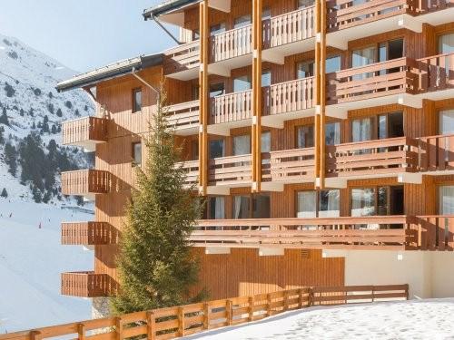 Résidence premium Les Crêts - Appartement 2 pièces 4 personnes Standard