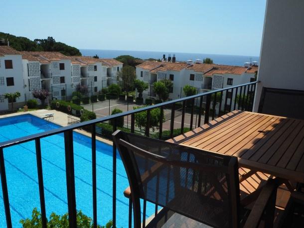 Location vacances Palafrugell -  Appartement - 4 personnes - Court de tennis - Photo N° 1