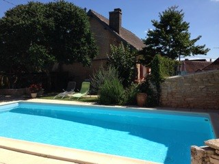 Location vacances Tourtoirac -  Gite - 4 personnes - Barbecue - Photo N° 1