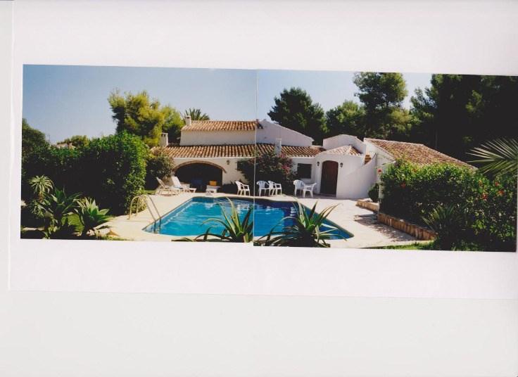 villa de caractère - piscine privée - jardin clôturé