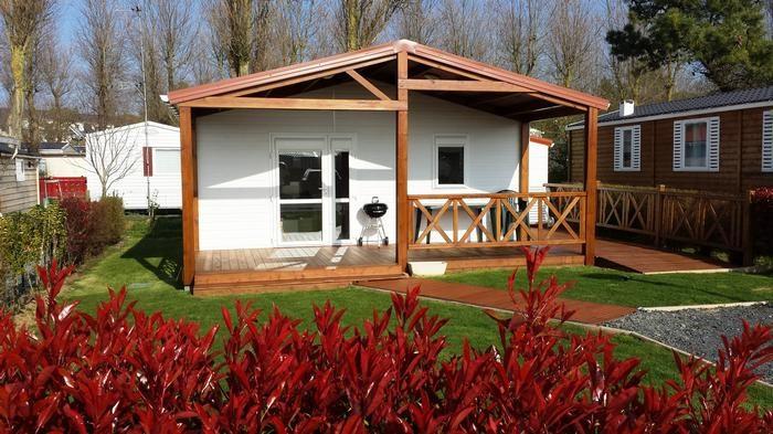 Ferienwohnungen Grandcamp-Maisy - Haus - 4 Personen - Grill - Foto Nr. 1