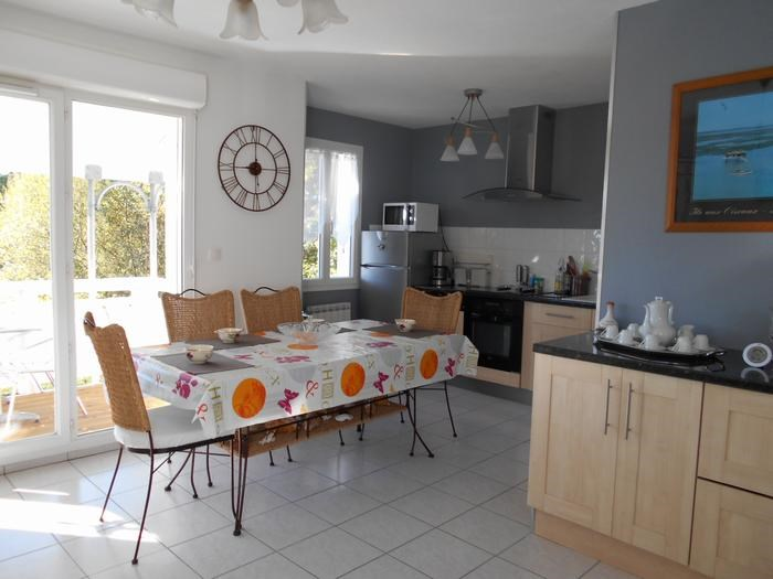Holiday rentals Andernos-les-Bains - Cottage - 4 persons - Garden furniture - Photo N° 1