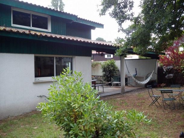 Location vacances Lège-Cap-Ferret -  Maison - 10 personnes - Télévision - Photo N° 1