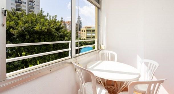 Location vacances Fuengirola -  Appartement - 8 personnes - Télévision - Photo N° 1