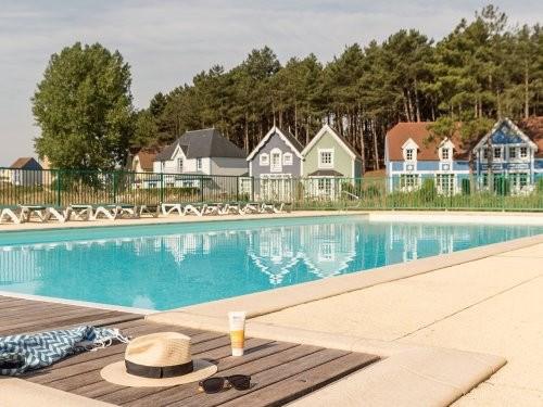 Location vacances Fort-Mahon-Plage -  Appartement - 12 personnes - Télévision - Photo N° 1