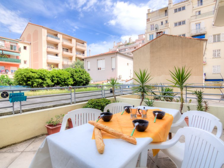 Location vacances Nice -  Appartement - 2 personnes - Vélos - Photo N° 1