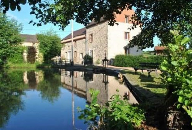 Location vacances Creuzier-le-Neuf -  Gite - 23 personnes - Barbecue - Photo N° 1