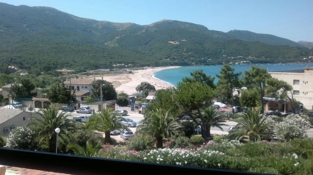 Holiday rentals Calcatoggio - Apartment - 4 persons - Tennis court - Photo N° 1