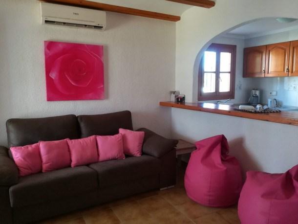 Location vacances Pedreguer -  Appartement - 4 personnes - Télévision - Photo N° 1