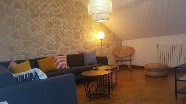 Location vacances Chamonix-Mont-Blanc -  Appartement - 10 personnes - Télévision - Photo N° 1