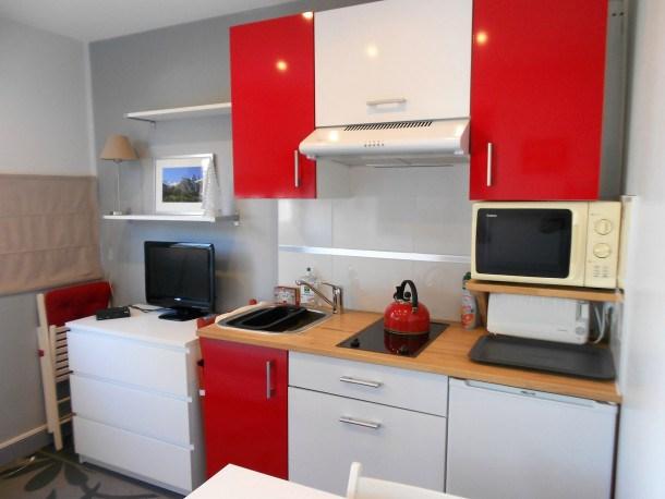 Location vacances Villarembert -  Appartement - 3 personnes - Télévision - Photo N° 1