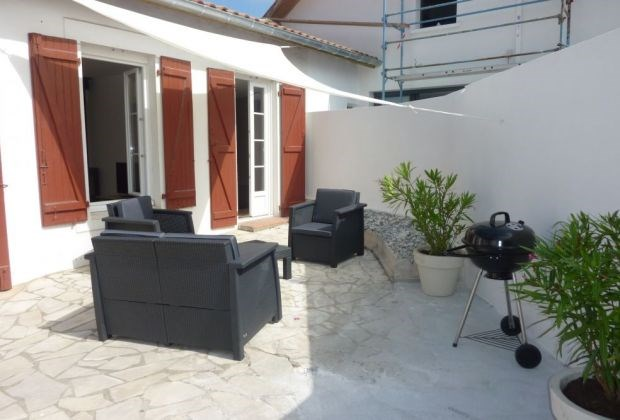 Holiday rentals Anglet - House - 4 persons - BBQ - Photo N° 1