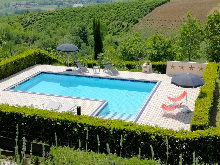 Location vacances Monte Rinaldo -  Maison - 9 personnes -  - Photo N° 1