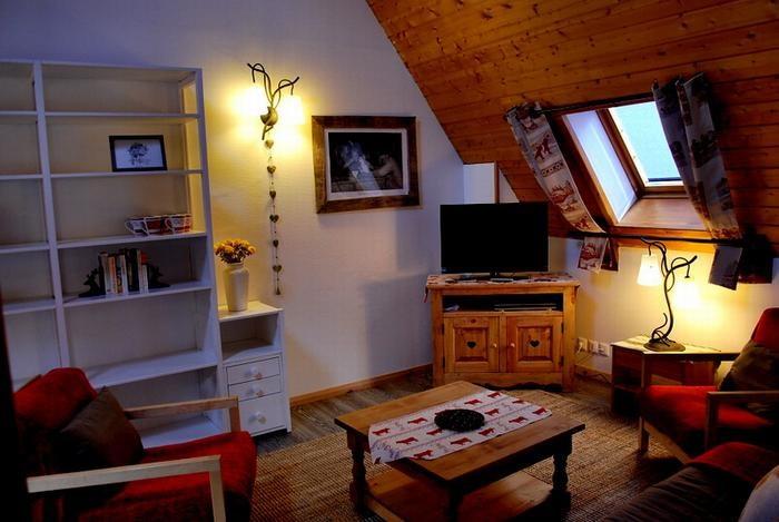 Alquileres de vacaciones Mont-Dore - Apartamento - 6 personas - Televisión - Foto N° 1