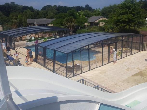 Domaine de Kervallon - Tente Safari + 37 m² (2 chambres) dont terrasse couverte 13 m² SANS SANITA...