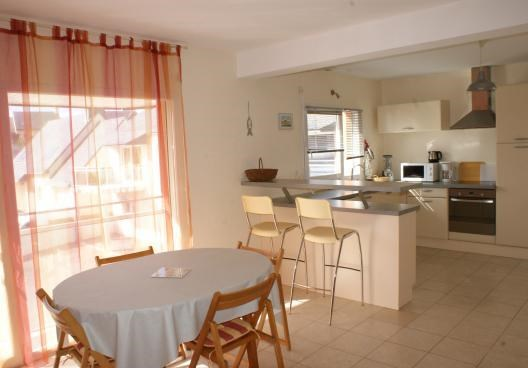 Holiday rentals Le Conquet - Apartment - 4 persons - Television - Photo N° 1