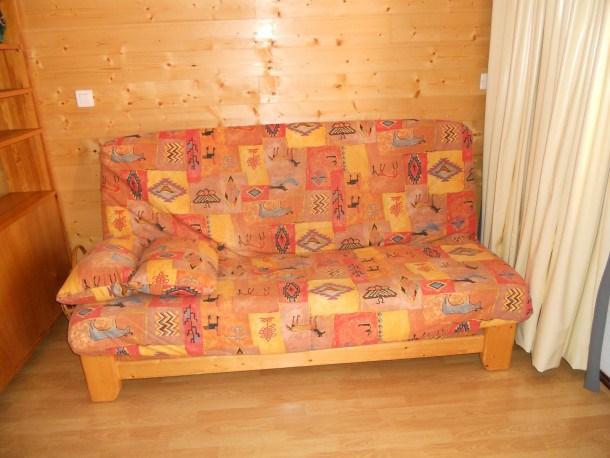Location vacances Risoul -  Appartement - 6 personnes - Jardin - Photo N° 1