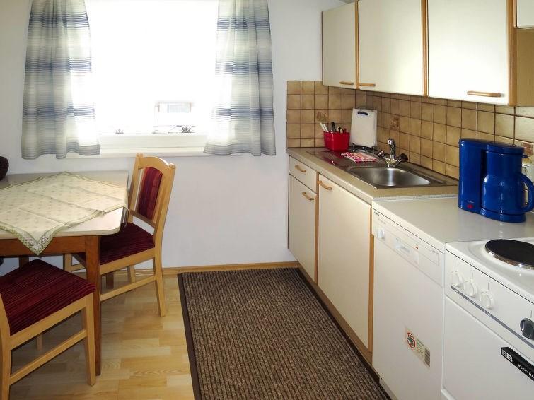 Appartement pour 2 personnes à Kappl