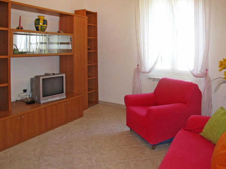 Appartement pour 4 à Bocca di Magra