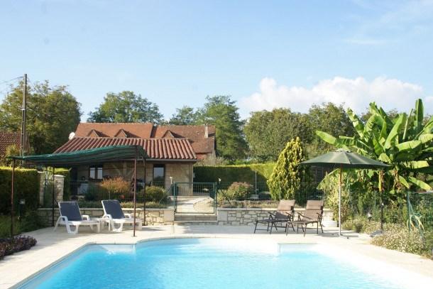 Location vacances Montcléra -  Maison - 5 personnes - Barbecue - Photo N° 1