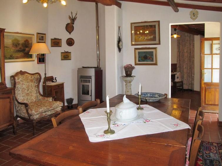 Studio pour 5 personnes à Montopoli in Valdarno