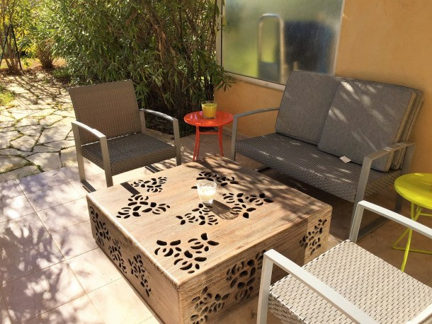 Location vacances Nice -  Appartement - 2 personnes - Barbecue - Photo N° 1