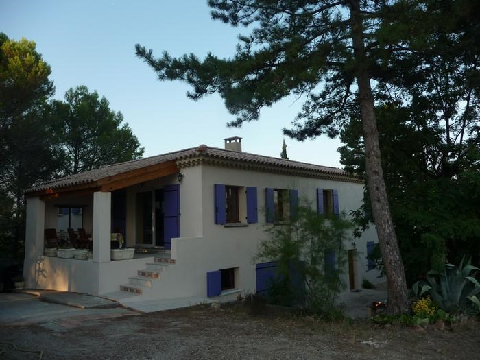 Holiday rentals Saint-Julien-de-Peyrolas - House - 8 persons - BBQ - Photo N° 1