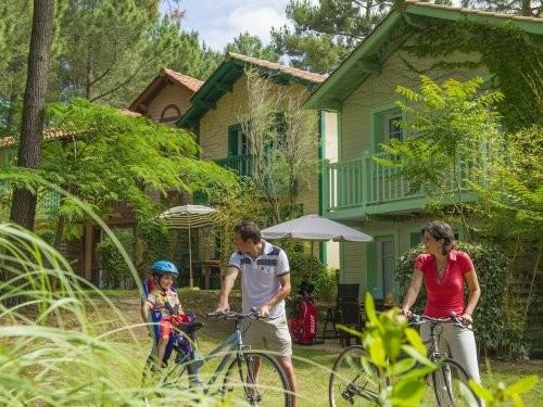Location vacances Lacanau -  Maison - 8 personnes - Table de ping-pong - Photo N° 1
