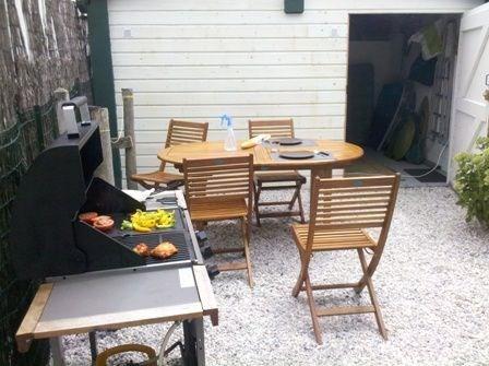 Capbreton - (40) - Quartier du Triangle d'Or. Appartement dans Villa - 28 m² environ - jusqu'à 3 personnes.