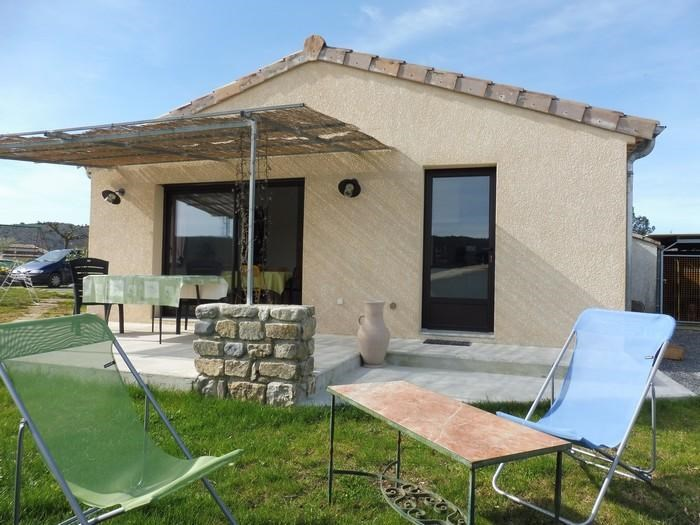 Holiday rentals Saint-Sernin - House - 4 persons - BBQ - Photo N° 1