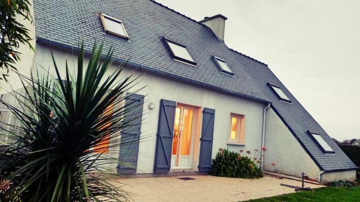 House for 6 ppl. with internet, Brignogan-Plages