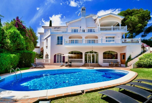 Location vacances Marbella -  Maison - 18 personnes - Barbecue - Photo N° 1