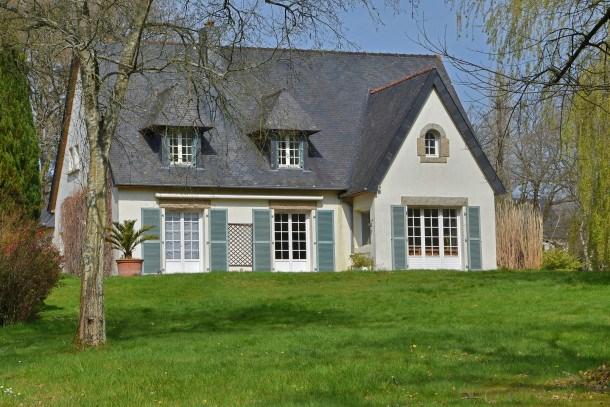 Location vacances Lannion -  Maison - 14 personnes - Télévision - Photo N° 1