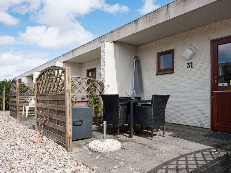Maison pour 2 personnes à Rømø