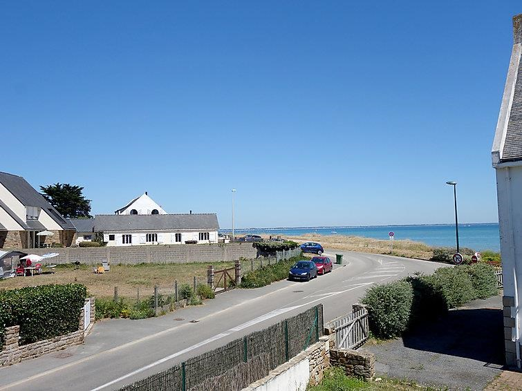 Location vacances Quiberon -  Appartement - 2 personnes - Salon de jardin - Photo N° 1